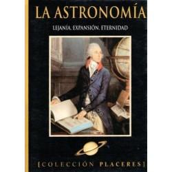 Placeres: La astronomía....