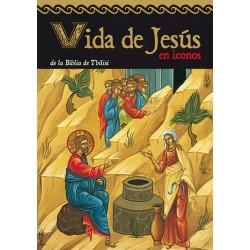 Vida de Jesús en iconos de...