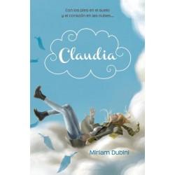 Claudia: con los pies en el...