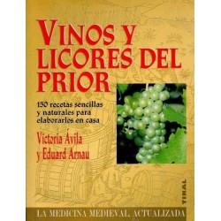 Vinos y licores del Prior....
