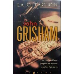 La citación (John Grisham)...