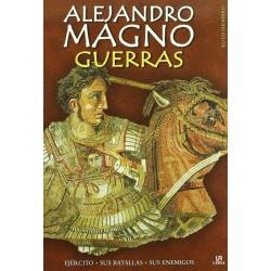 Alejandro Magno. Guerras:...