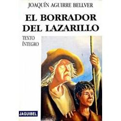El borrador del Lazarillo....
