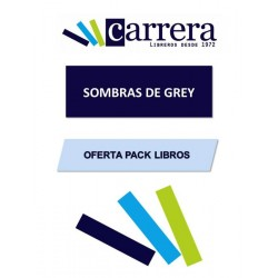 PACK: Sombras Grey 2 (E.L....