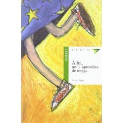 Alba, unha aprendiza de...