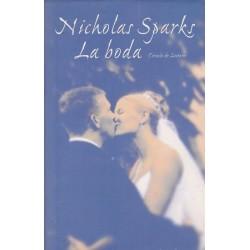 La boda (Nicholas Sparks)...
