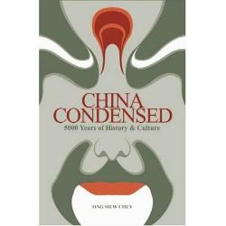 China condensed. 5000 years...