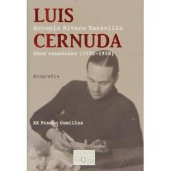Luis Cernuda. Años...