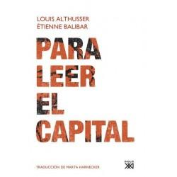 Para leer el capital (Louis...