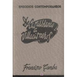 De Castilblanco a Villa...