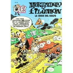 Mortadelo y filemón Olé 49:...