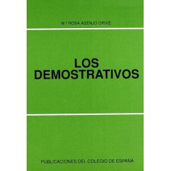 Los demostrativos (Mª Rosa...
