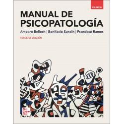 Manual de Psicopatología....