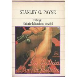 Falange. Historia del...