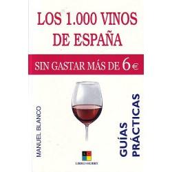 Los 1000 vinos de España,...