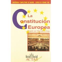 La Constitución Europea...