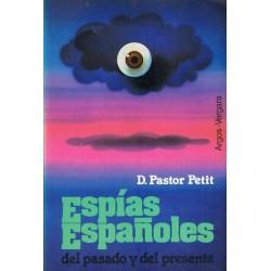 Espías españoles del pasado...