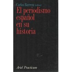 El periodismo español en su...