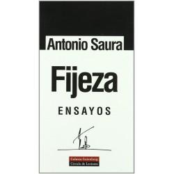Fijeza: ensayos (Antonio...