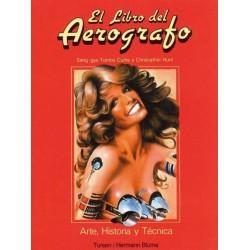 El libro del aerógrafo:...