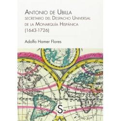 Antonio de Ubilla:...