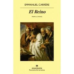 El Reino (Emmanuel Carrere)...