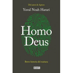 Homo Deus (Yuval Noah...
