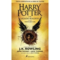 Harry Potter y el legado...