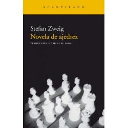 Novela de ajedrez (Stefan...