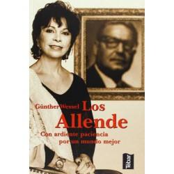 Los Allende. Con ardiente...
