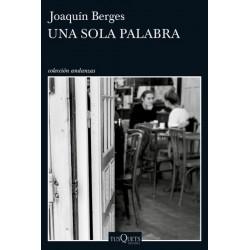 Una sola palabra (Joaquín...