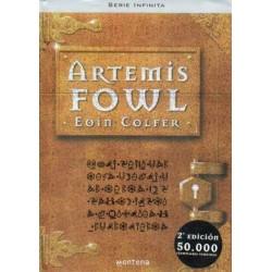 Artemis Fowl 1: El mundo...