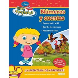 Little Einsteins. Números y...