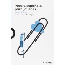 Poesía española para...
