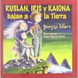 Ruslan Iris y Kaiona bajan...