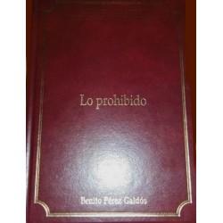 Lo prohibido (Benito Pérez...