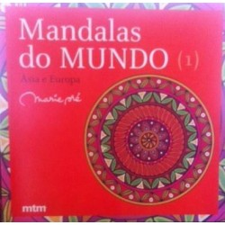 Mandalas do Mundo 1: Ásia e...