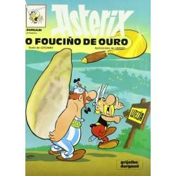 Asterix: O fouciño de ouro...