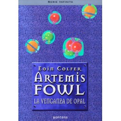 Artemis Fowl 4: La venganza...