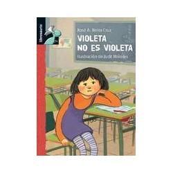 Violeta no es violeta (Xose...