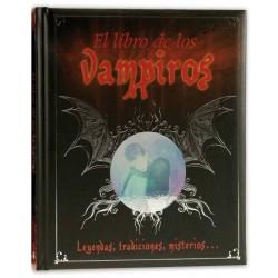 El libro de los vampiros....