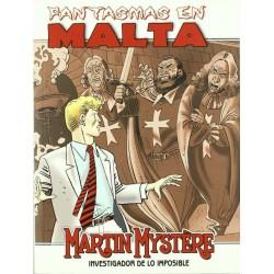 Martin Mystere investigador...