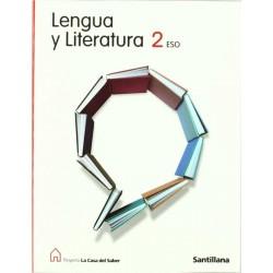 Lengua y literatura 2º ESO...