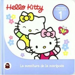 Hello Kitty crece leyendo...