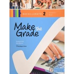 Make the grade. Student...