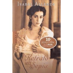 Retrato en sepia (Isabel...