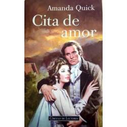 Cita de amor (Amanda Quick)...