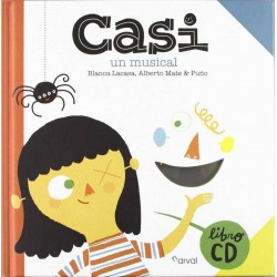 Casi. Un musical +cd...