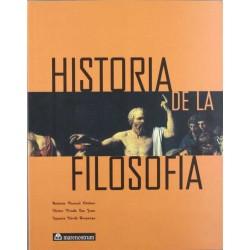 Historia de la filosofía...