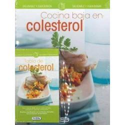 Cocina baja en colesterol...